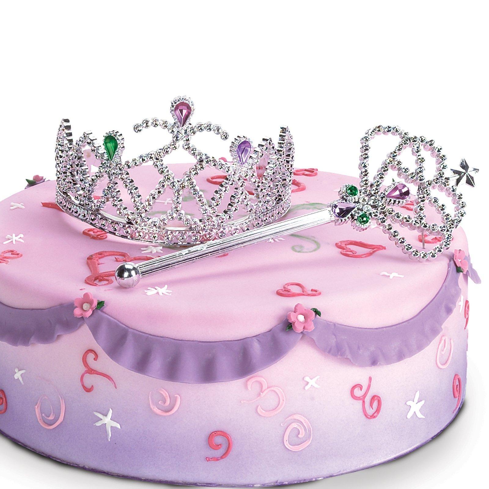 Princess Cake Toppers 2 Pieces BirthdayExpresscom