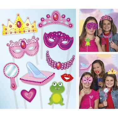 Princess Photo Props