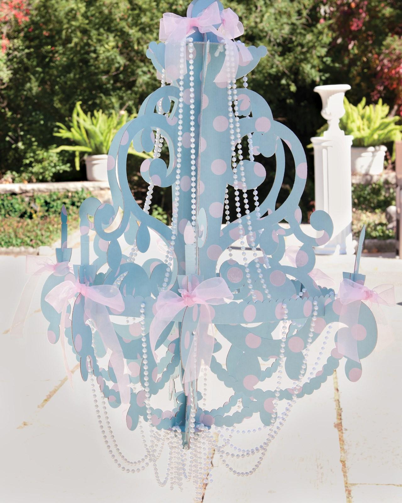 Princess tea party chandelier birthdayexpress default image princess tea party chandelier aloadofball Images