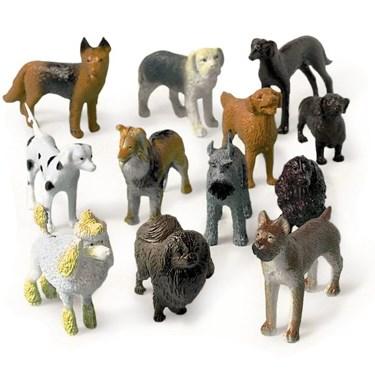 Puppy Dog Figures (12)