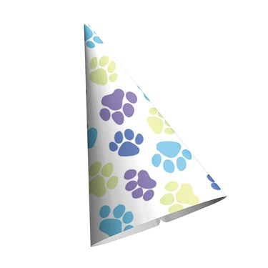 Puppy Party Hats (8-pack)