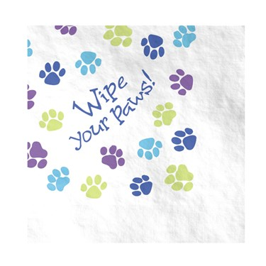 Puppy Party Napkins (16-pack)
