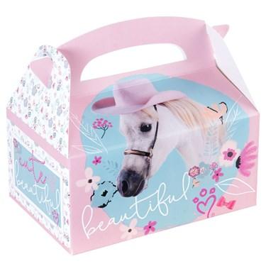 Rachael Hale Beautiful Horse Favor Box