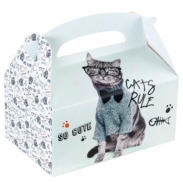 Rachael Hale Cats Rule Favor Box
