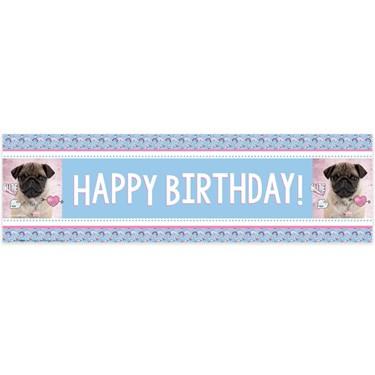 Rachael Hale Dog Love Birthday Banner