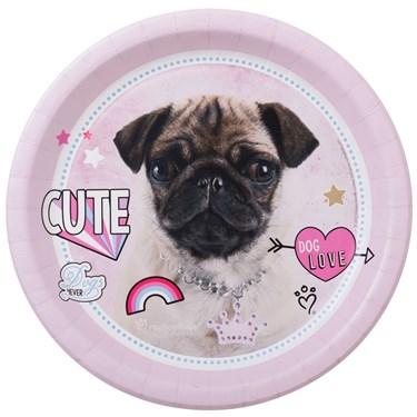 Rachael Hale Dog Love Dinner Plates (8)