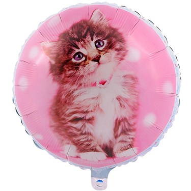 rachaelhale Glamour Cats Foil Balloon