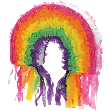 "Rainbow 18"" Pinata"