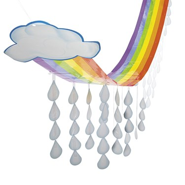 Rainbow Cloud Ceiling Decoration(1)