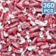 Default Image - Red Fruit Punch Frooties Tootsie Rolls