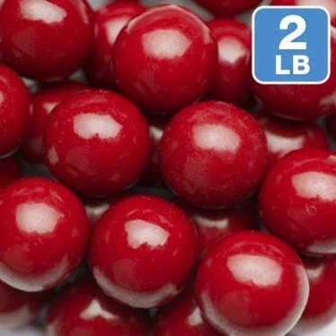 Red Gumballs 2lb (1)