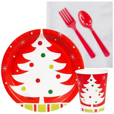 Reindeer Christmas Party Snack Pack