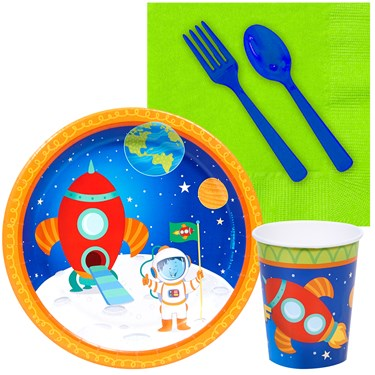 Rocket to Space Snack Pack