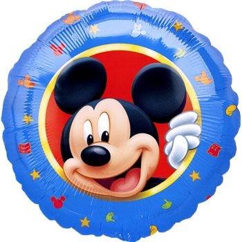 Round Mickey Balloon
