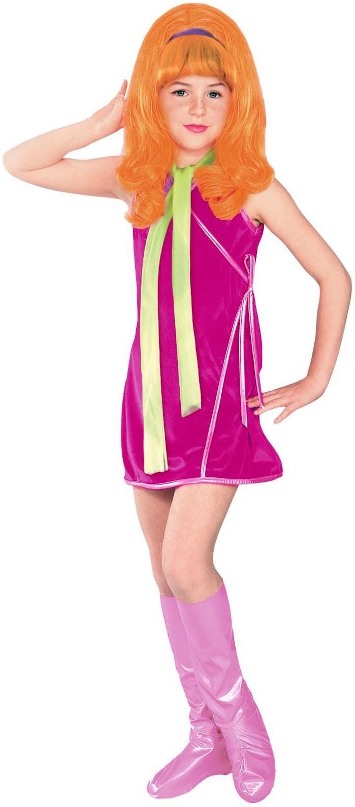 Scooby-Doo Daphne Child Costume   BirthdayExpress.com