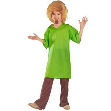 Scooby-Doo Shaggy Child Costume