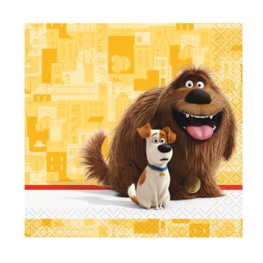 Secret Life of Pets Beverage Napkins (16)