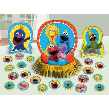 Sesame Street 2 - Table Decorating Kit