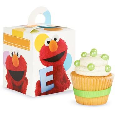 Sesame Street Elmo - Cupcake Boxes (4)