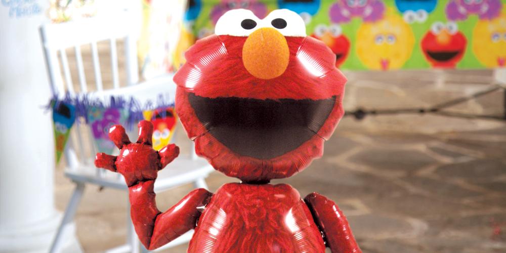 Alt. Image (2) - Sesame Street Elmo Party in a Box
