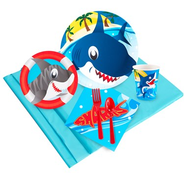 Sharks Party Pack