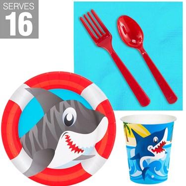 Sharks Snack Pack For 16