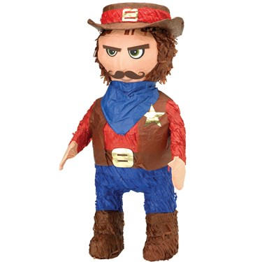 Sheriff Pinata