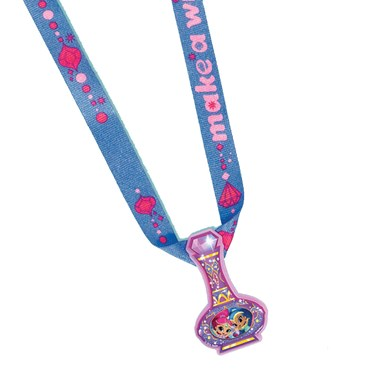 Shimmer and Shine Charm Necklace Favors