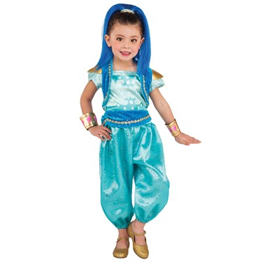 Shimmer & Shine: Shine Deluxe Child Costume