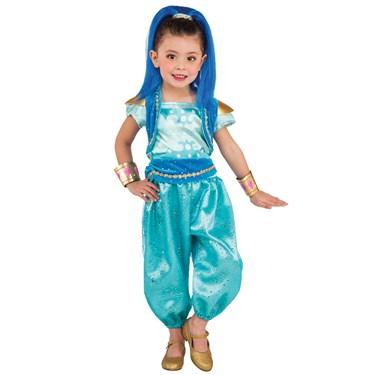 Shimmer & Shine: Shine Deluxe Toddler Costume