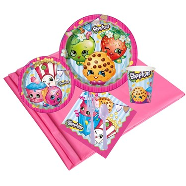 Shopkins 24 Guest Party Pack