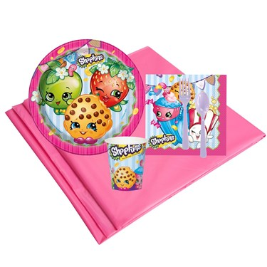 Shopkins 8 Guest Party Pack