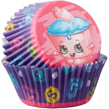 Shopkins Cupcake Liners(50)