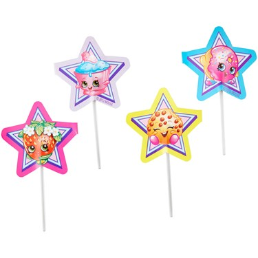 Shopkins Cupcake Toppers(24)