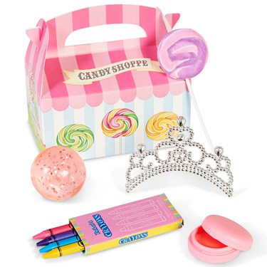 Shopkins Filled Favor Box (Set of 4)