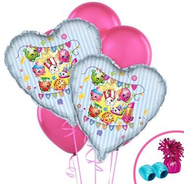 Shopkins Jumbo Balloon Bouquet Kit