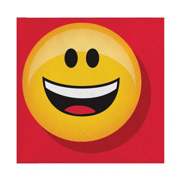 Show Your Emojions Beverage Napkin