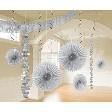 Silver Decoration Kit