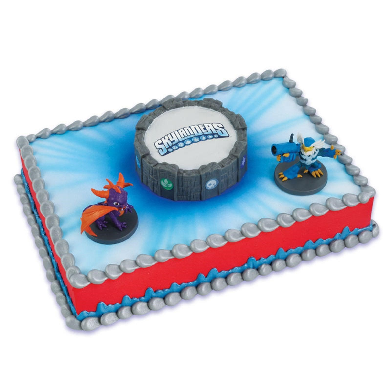 Miles From Tomorrowland Birthday Cake