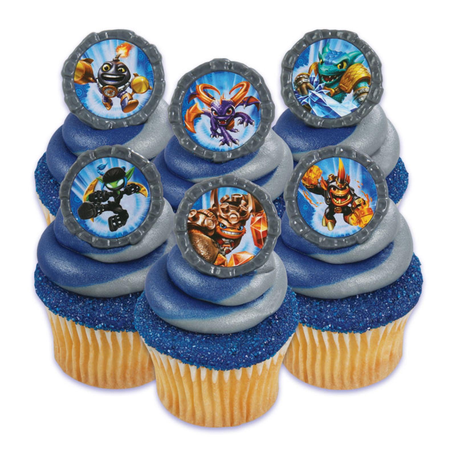 Skylanders Rings | BirthdayExpress.com