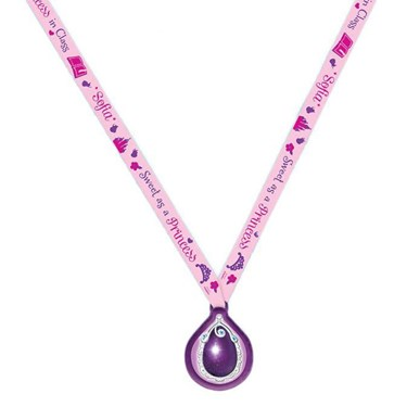 Sofia The First Charm Necklace(12)