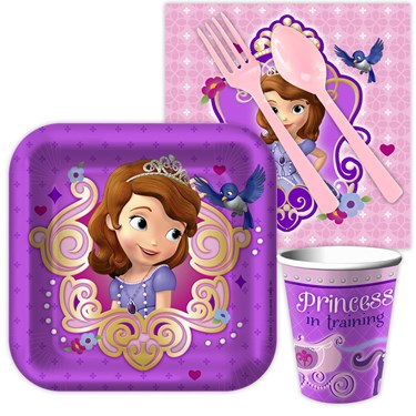 Sofia the First Snack Party Pack