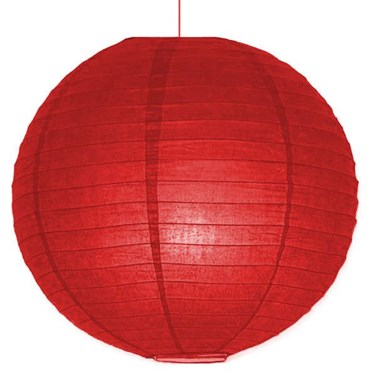 Solid Color 10 Paper Lantern Decoration