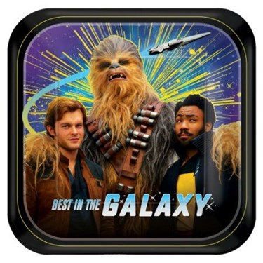 """Solo: A Star Wars Story - 7"""" Dessert Plate"""
