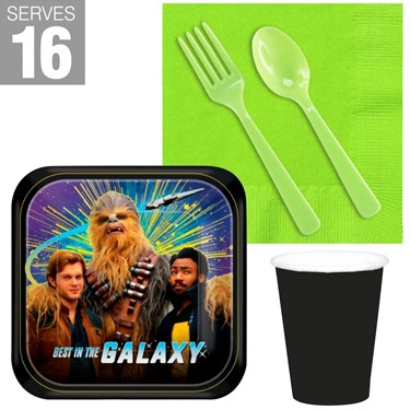 Solo: A Star Wars Story Snack Pack for 16