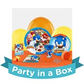 Sonic Boom Party in a Box For 8