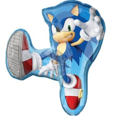 Sonic Jumbo Foil Balloon