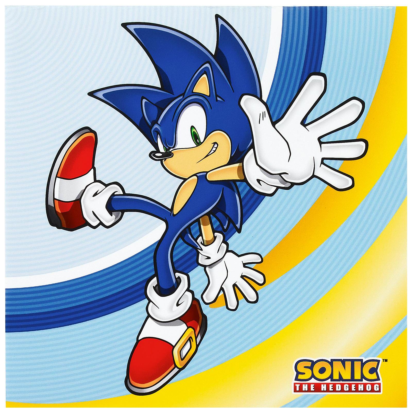 DeviantArt: More Like Sonic the Hedgehog by Jogita6