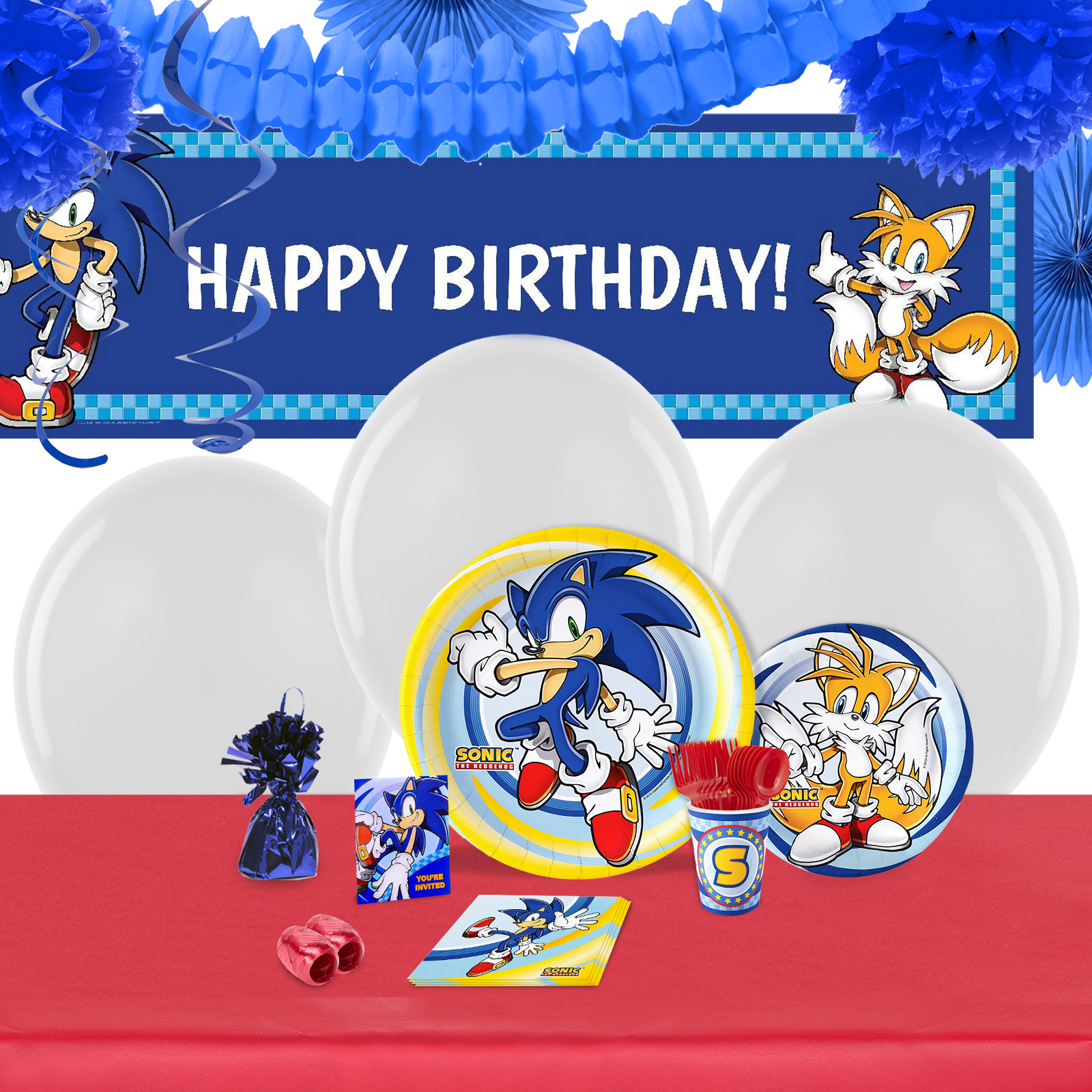 Default Image - Sonic the Hedgehog Party in a Box For 16