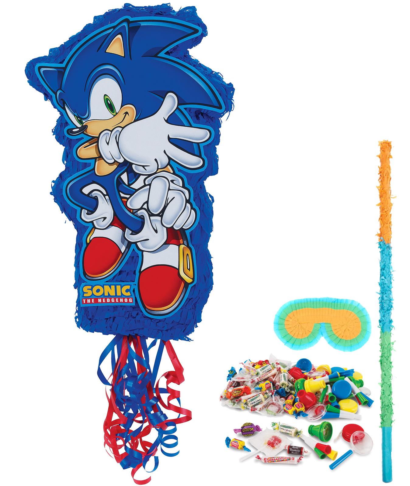 Sonic the Hedgehog Pinata Kit   BirthdayExpress.com